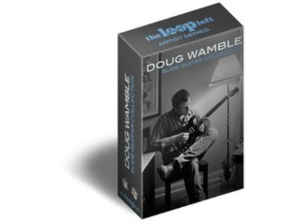 The Loop Loft Doug Wamble Slide Guitar Collection