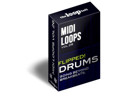 The Loop Loft Flipped Drums Vol 2