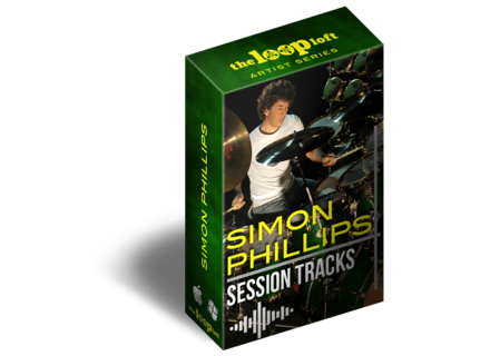 The Loop Loft Simon Phillips - Session Tracks