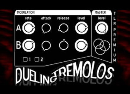 The Lower Rhythm Dueling Tremolos