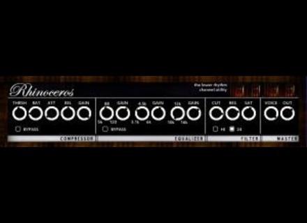 The Lower Rhythm Rhinoceros v3