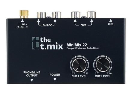 The t.mix MiniMix 22