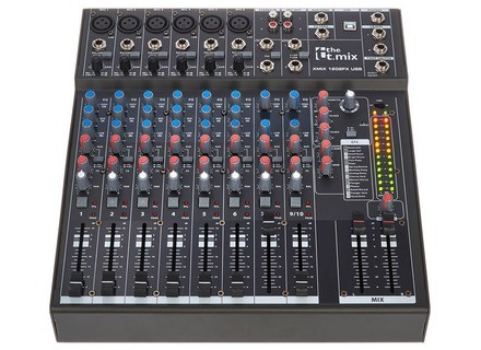The t.mix XMIX 1202FX USB