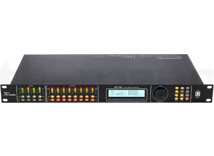 the t.racks DSP 408