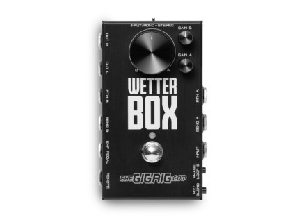 TheGigRig Wetter Box