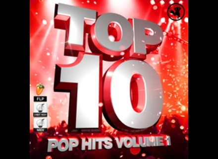 THEHITSOUND TOP 10 POP HITS VOL.1