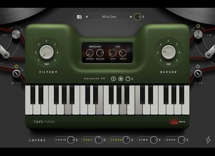 Thenatan Tape Piano