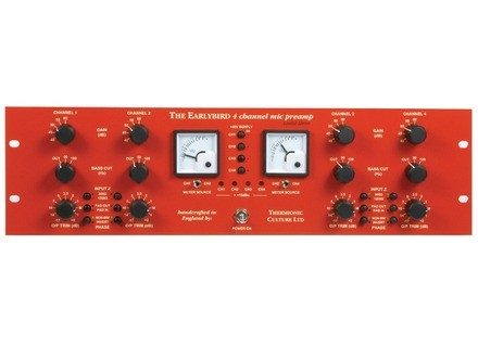 Thermionic Culture The EarlyBird 4
