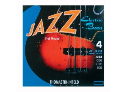 Thomastik Infeld Jazz Flat Wound