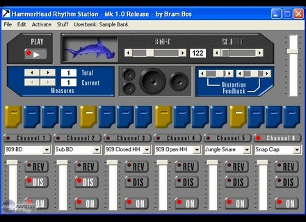Three Chords HammerHead Rhythm Station [Freeware]