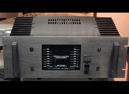 Threshold Audio 400A