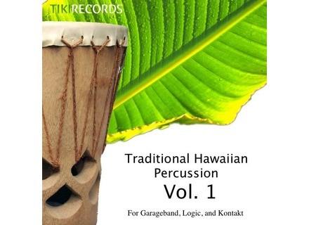 Tiki Records Traditional Hawaiian Percussion Vol.1