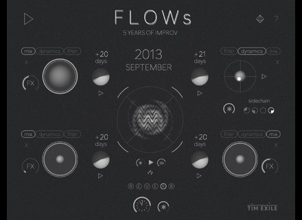 tim exile flow machine