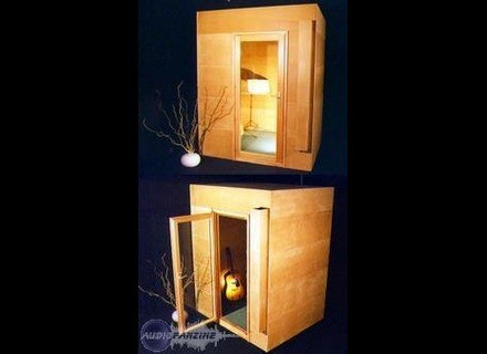 Tip-Top Wood Silence Box