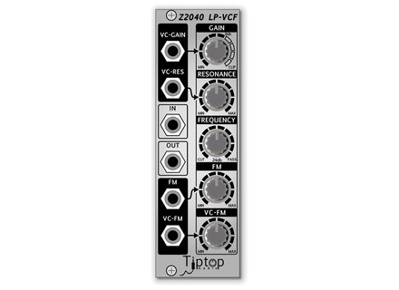 Tiptop Audio Z2040 LP-VCF
