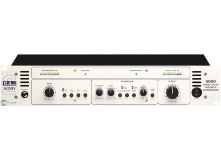 TL Audio 5050 Mono Tube Preamp & Compressor