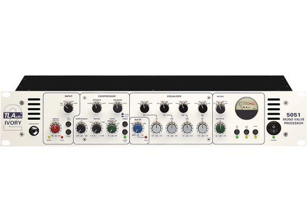 TL Audio 5051 Mono Tube Voice Processor