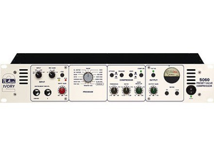 TL Audio 5060 Preset 2-Channel Tube Compressor
