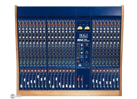 TL Audio M4 16-Channel Tube Console