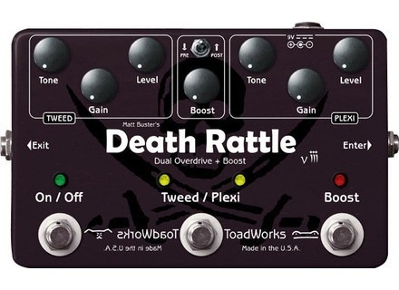 Toadworks Death Rattle