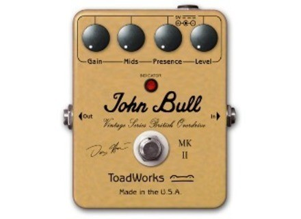 Toadworks John Bull