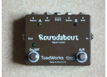 Toadworks Roundabout
