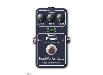 Toadworks Texas Flood