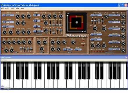 Tobybear Productions MiniHost [Freeware]