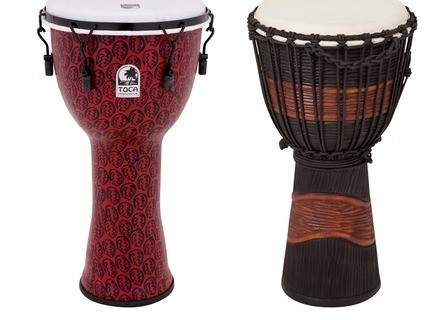 Toca Percussion Street Series Djembe