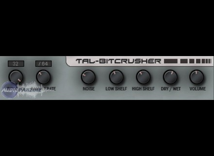 Togu Audio Line TAL-Bitcrusher [Freeware]