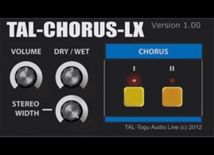 Togu Audio Line TAL-Chorus-LX