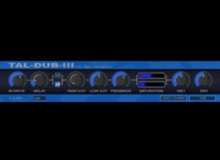 Togu Audio Line TAL-DUB-III