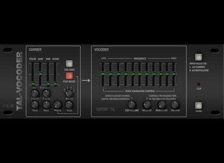 Togu Audio Line TAL-Vocoder 2 [Freeware]