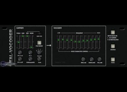 Togu Audio Line TAL-Vocoder [Freeware]