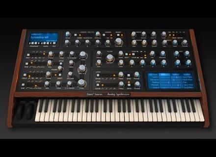 Tone2 Fuzion Soundset for Saurus