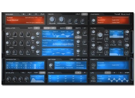 Tone2 Voltage!
