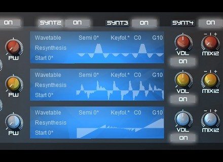 Tone2 Wavetable Expansion