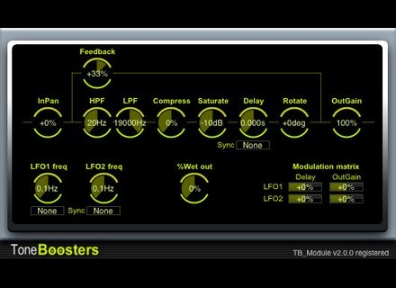 ToneBoosters TB Module