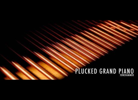 Tonehammer Plucked Grand Piano