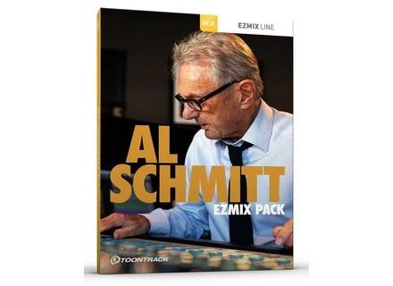 Toontrack Al Schmitt EZmix Pack