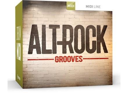 Toontrack Alt-Rock Grooves MIDI