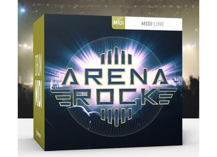 Toontrack Arena Rock MIDI