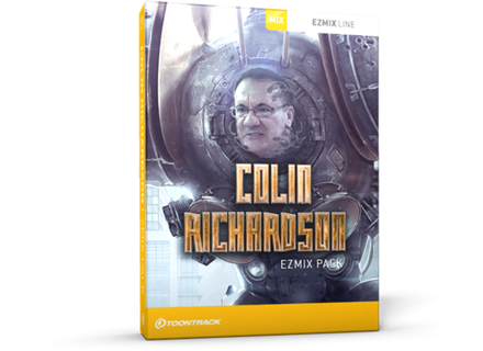 Toontrack Colin Richardson EZmix Pack
