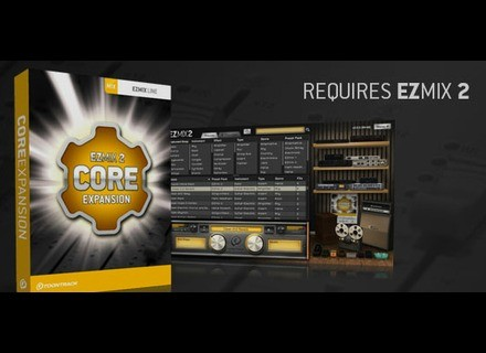 Toontrack Core Expansion EZmix Pack