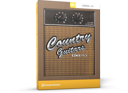Toontrack Country Guitars EZmix Pack