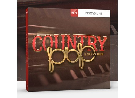 Toontrack Country Pop EZkeys MIDI