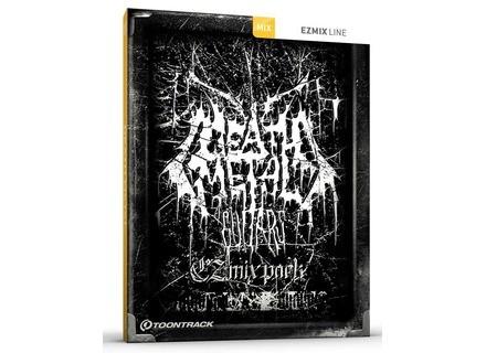 Toontrack Death Metal Guitars EZmix Pack
