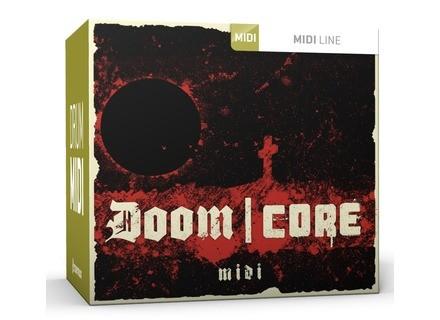 Toontrack Doom/Core MIDI