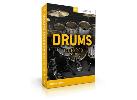 Toontrack Drums Toolbox EZmix Pack