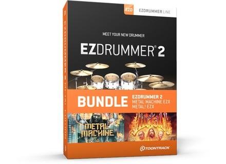 Toontrack EZdrummer 2 Metal Edition